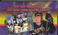 1997/98 Pacific Omega Hockey Hobby Box