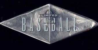 1997 Leaf Limited Baseball Hobby Box