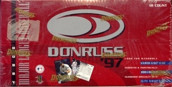 1997 Donruss Baseball Hobby Box
