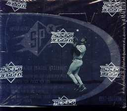 1997 Upper Deck SPx Baseball Hobby Box