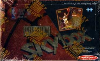 1997/98 Skybox Premium Series 1 Basketball Hobby Box