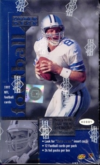 1997 Upper Deck Football Hobby Box