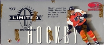 1997/98 Donruss Limited Hockey Hobby Box