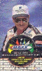 1997 Upper Deck Maxx Racing Hobby Box