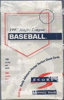 1997 Score Series 1 Baseball 36 Pack Box