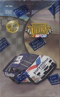 1997 Fleer Ultra Racing Hobby Box