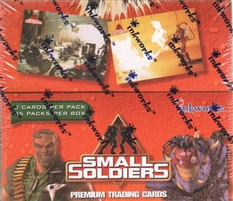 Small Soldiers Hobby Box (1998 Inkworks)