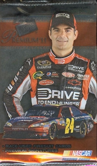 2011 Press Pass Premium Racing Hobby Pack