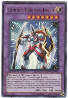 Yu-Gi-Oh Extreme Victory Single Elemental Hero Neos Knight Ultra Rare