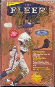 1998 Fleer Ultra Series 2 Baseball Hobby Box