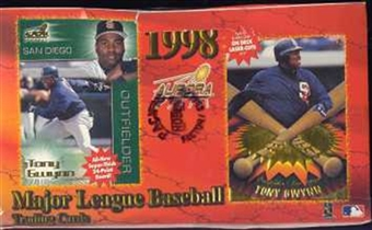 1998 Pacific Aurora Baseball Hobby Box