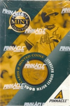 1998 Pinnacle Mint Baseball Box