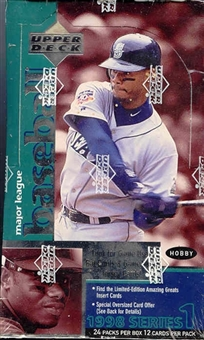 1998 Upper Deck Series 1 Baseball Hobby Box