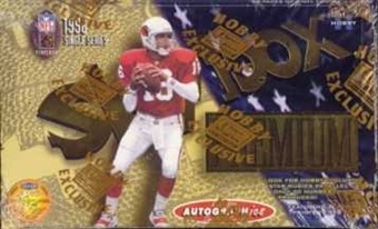 1998 Skybox Premium Football Hobby Box