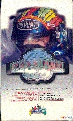 1998 Upper Deck Maxximum Racing Hobby Box