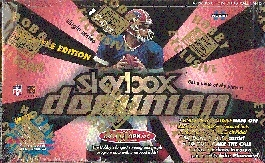 1999 Fleer Skybox Dominion Football Hobby Box