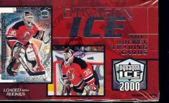 1999/00 Pacific Dynagon Ice Hockey Hobby Box