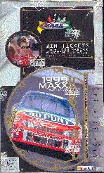 1999 Upper Deck Maxx Racing Hobby Box