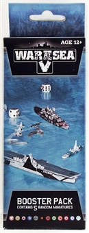 Axis & Allies Miniatures War at Sea Fleet Command Booster Pack