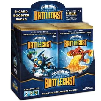 Skylanders Battlecast Booster Box