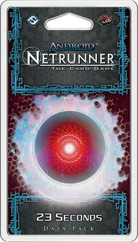 Android Netrunner LCG: 23 Seconds Data Pack (Presell)