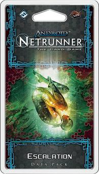 Android Netrunner LCG: Escalation Data Pack (FFG)