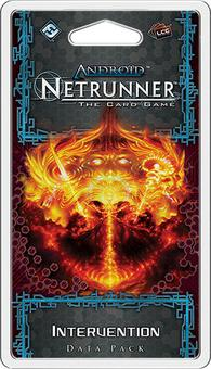 Android Netrunner LCG: Intervention Data Pack (FFG)