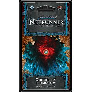 Android Netrunner LCG: Daedalus Complex Data Pack (FFG)
