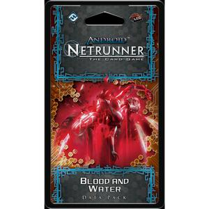 Android: Netrunner LCG: Blood and Water Data Pack (FFG)