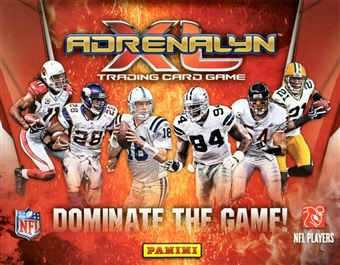 2010 Panini Adrenalyn XL Football 50-Pack Lot (Same as a Box)