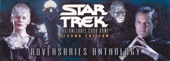 Decipher Star Trek Adversaries Anthology Set