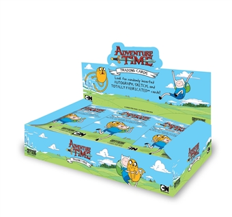 Adventure Time Trading Cards 12-Box Case (Cryptozoic 2014) (Presell)