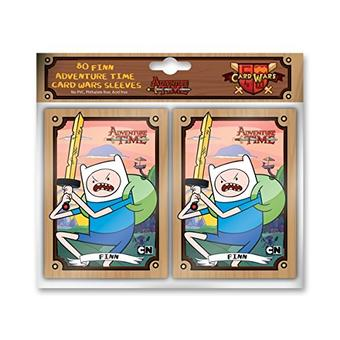 Adventure Time Card Wars Sleeve - Finn (Cryptozoic)