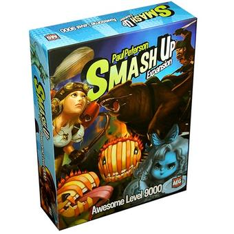 Smash Up: Awesome Level 9000 Expansion (AEG)