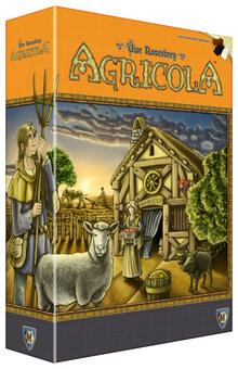 Agricola: Revised Edition (Mayfair Games)