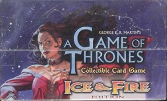 Fantasy Flight Games A Game of Thrones Ice & Fire Booster Box