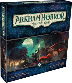 Arkham Horror: The Card Game (FFG) (Presell)