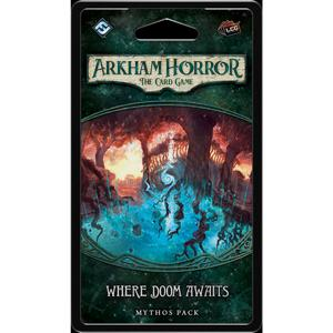 Arkham Horror LCG: Where Doom Awaits Mythos Pack (FFG)