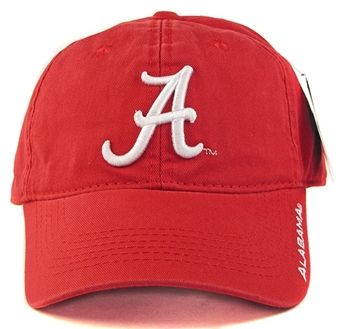 Alabama Crimson Tide Outdoor Cap Adjustable Slouch Hat (One Size Fits Most)