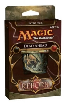 Magic the Gathering Alara Reborn Intro Pack - Dead Ahead
