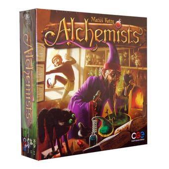 Alchemists (Czech Games)