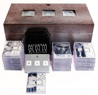2000 Upper Deck Boxing Ali Master Collection Set