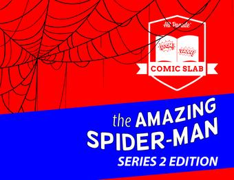 2017 Hit Parade Comic Slab The Amazing Spider-Man 12 Box Hobby Case Series 2- DACW Live 12 Spot Draft Break #1