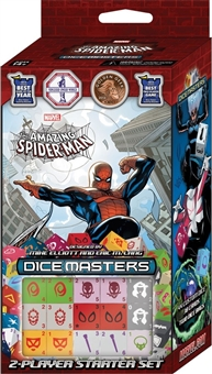 Marvel Dice Masters: The Amazing Spider-Man Starter Set (Presell)