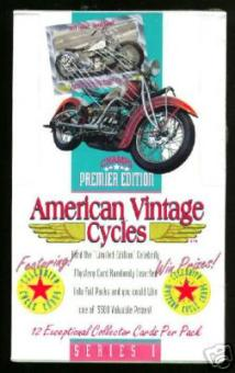 American Vintage Cycles Series 1 Hobby Box (1992 Champs)