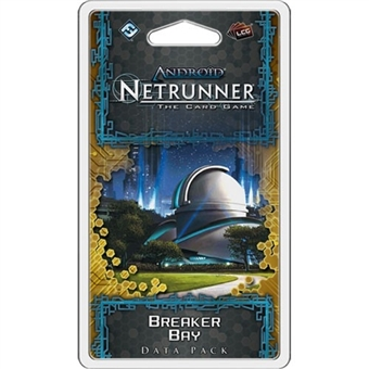 Android Netrunner LCG: Breaker Bay Data Pack (FFG)