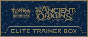 Pokemon XY Ancient Origins Elite Trainer Box (Presell)