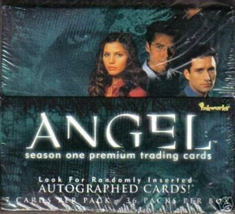 Angel Season 1 Hobby Box (2000 InkWorks)