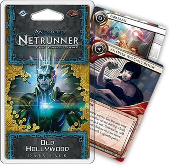 Android Netrunner LCG: Old Hollywood Data Pack