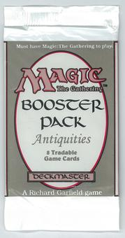 Magic the Gathering Antiquities Booster Pack - Sealed Unsearched